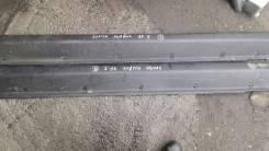 Накладка на порог наружняя Honda Civic Shuttle EF3 ZC
