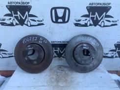 Диск тормозной передний Mazda Mazda 3 BL 2008-2013