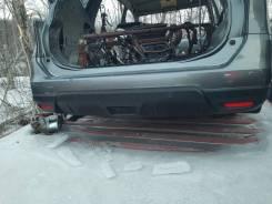 Задний бампер Nissan X-Trail32 с сонарами