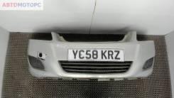 Бампер передний Opel Zafira B 2005-2012 2008 (Минивэн)