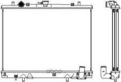 Радиатор охл. ДВС MI L200 2.5D 96-07 Sakura 33221002 33221002