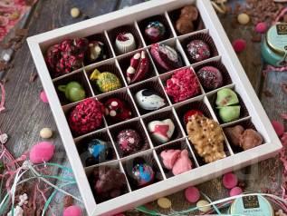 Бельгийский шоколад! Сладкие подарки к 8 Марта! Заказывайте сейчас!