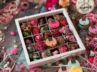 Сладкие подарки к 8 марта! Шоколад, Чай, Наборы, Мед, Джем, Заказывайте!