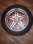 Продам комплект колёс 215/55/17