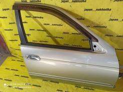 Дверь Nissan Sunny FB15, передняя правая (KYO)