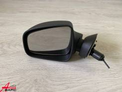 Зеркало боковое LADA Largus, Renault тросовое левое противоослепляющее Гранд РиАл [GR01103] GR01103