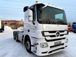 Mercedes-Benz Actros. 6x4 2015 с НДС в Барнауле, 11 946куб. см., 26 000кг., 6x4