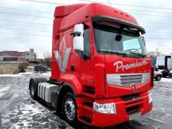 Renault Premium. 4х2, 2013, с НДС! ! !, Идеальное состояние, в Барнауле, 10 837куб. см., 19 000кг., 4x2