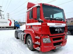 MAN TGS. Продаётся седельный тягач с НДС, в Барнауле, 10 518куб. см., 18 000кг., 4x2