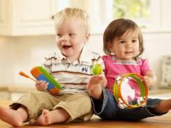 Раннее развитие для детей от 1 до 3 лет. Чуркин, Тихая, Вторая речка