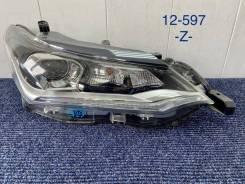 Фара правая Toyota Corolla 160 поздняя версия LED 12-597