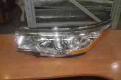 Фара передняя левая Toyota Highlander 2013г уценка
