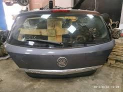 Крышка багажника Opel Astra H 2007 [93178817] Хетчбэк 5-ТИ ДВ. Z18XER, задняя