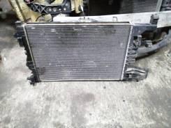 Радиатор ДВС Opel Astra J 2011 Хетчбэк 5-ТИ ДВ. A17DTE