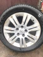 Запасное колесо Opel Zafira B МИНИВЭН