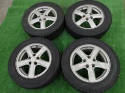 215/60 16 Dunlop + литьё Toyota 5/114,3
