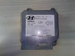 Блок управления AIR BAG Hyundai Accent Ii 2008 [9591025200] Седан 1.5 16V G4EC