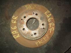 Тормозной диск Honda Odyssey RA6, задний