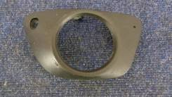 Накладка противотуманной фары / ходового огня Porsche Macan (2013-Н. в. ) 2013-2019 [95B8077961E0], правая