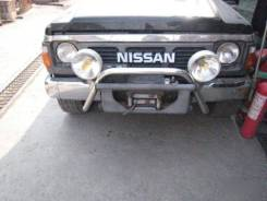 Лебедка Nissan Safari 60