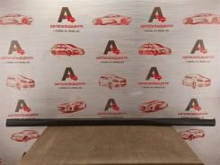 Накладка порога кузова - наружная облицовка Geely Mk Cross 2012-2016 [1018016749], левая 1018016749