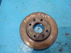 Диск тормозной Hyundai Elantra [517123D100], передний 517123D100