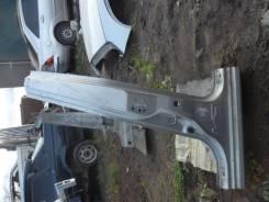 Стойка кузова центральная Chevrolet Lacetti 2008 Хэтчбек 5 ДВ. F14D3, левая