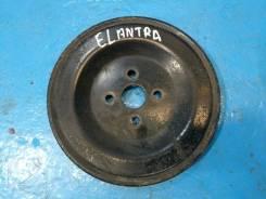 Шкив помпы Hyundai Elantra [2312427100] XD 2312427100
