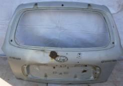 Крышка багажника Hyundai Santa Fe 2004 SM G4JS