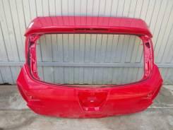 Крышка багажника Opel Astra 2009-2015 [13372624] GTC, задняя