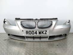 Бампер передний BMW 5(E60) дорестайл 51117111739