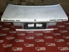 Крышка багажника Toyota Corolla 1991 AE95-5040516 4A