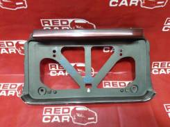 Рамка для номера Toyota Crown JZS155-0058446 2JZ-GE, задняя