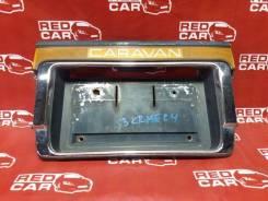 Рамка для номера Nissan Caravan 1992 KRME24-045338 TD27