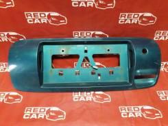 Рамка для номера Toyota Sprinter Carib 1995 AE114-7000502 4A, задняя