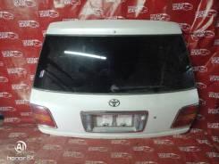 Дверь задняя Toyota Crown 2001 JZS171-0019091 1JZ-GTE