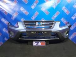 Бампер передний Honda CR-V 2 рестайлинг 2005-2006
