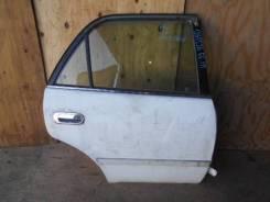 Дверь боковая задняя контрактная R Toyota Corolla EE111 0956
