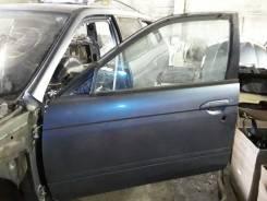 Дверь передняя левая Nissan Avenir W11, QG18, 2005г.