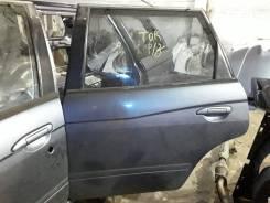 Дверь задняя левая Nissan Avenir W11, QG18, 2005г.