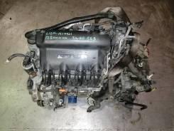 ДВС с КПП, Honda L15A - CVT SWRA FF GD3 коса+комп