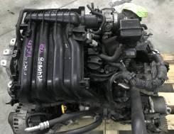 ДВС с КПП, Nissan MR20-DD - CVT RE0F10 FF коса+комп