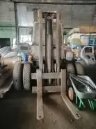 Львовский погрузчик. Продаётся львовский погрузчик на 5000 кг, 5 000кг., Бензиновый