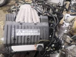 Двигатель Mitsubishi Diamante Espada Пробег - 55,634км. видео проверки