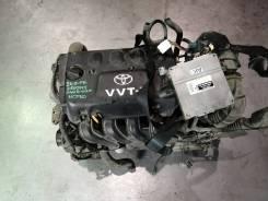 ДВС с КПП, Toyota 2NZ-FE - AT U441E-02A FF NCP30 коса+комп