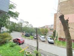 3-комнатная, улица Спиридонова 30/32. Луговая, частное лицо, 54,8кв.м. Вид из окна днём