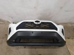 Бампер - Toyota Rav 4 2020