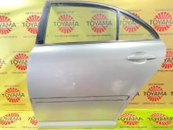 Дверь задняя левая Toyota Avensis 2 2003-2008