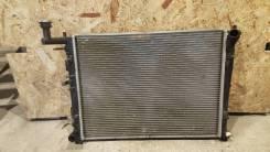 Радиатор основной Kia Ceed 2010 [253101H050] I РЕСТ G4FC 1