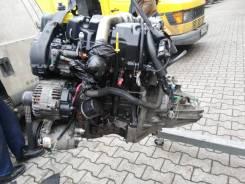 Контрактный Двигатель в сборе МКПП Рено / Ниссан К9К732 Сименс